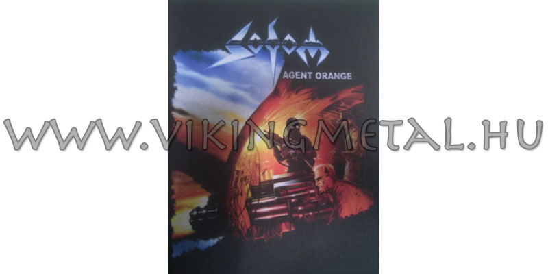 Sodom - Agent Orange hátfelvarró