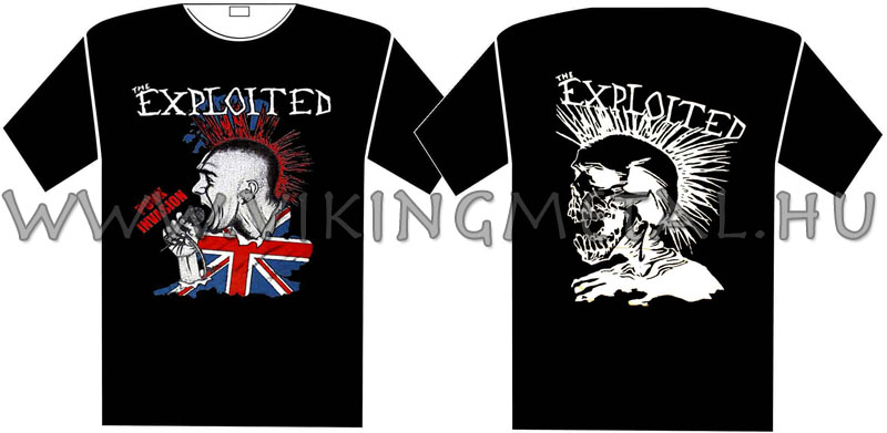 The Exploited -  Punk Invasion