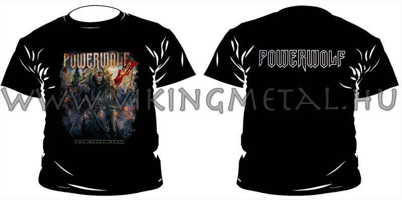 Powerwolf - The Metal Mass