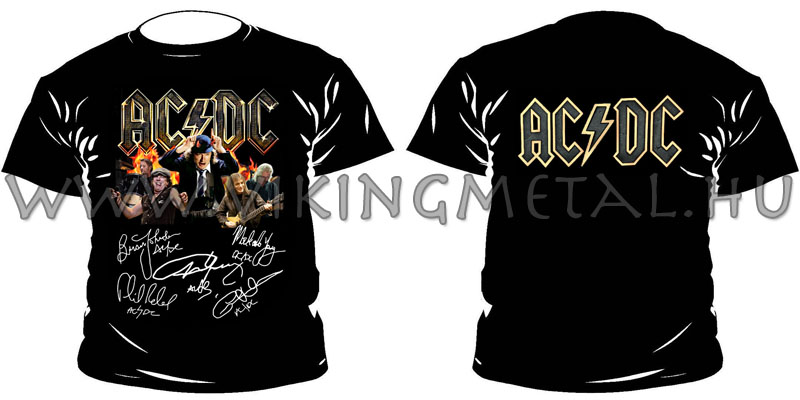 AC/DC - (Signed)