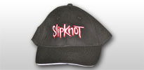 Slipknot baseball sapka