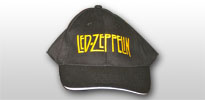 Led Zeppelin baseball sapka