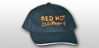 Red Hot Chili Peppers baseball sapka
