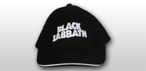 Black Sabbath baseball sapka