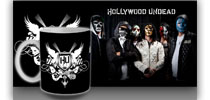 Hollywood Undead bögre