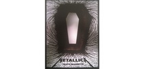 Metallica - Death Magnetic hátfelvarró