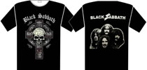 Black Sabbath - Skull Cross