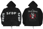 Five Finger Death Punch (5FDP) - Legionary kapucnis pulcsi