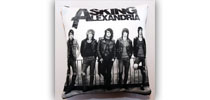 Asking Alexandria párna
